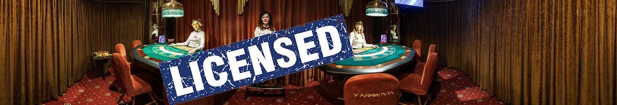 Kāpēc spēlēt Blekdžeku tikai licenzētos kazino